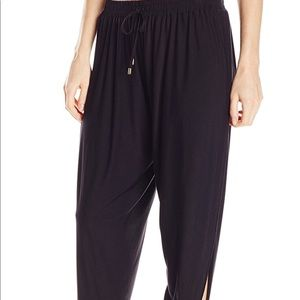08b2fc6726 Laundry By Shelli Segal Swim - Laundry Women's Solid Draped Cover Up pant